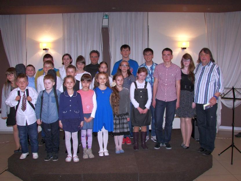 Koncert uczniów Ogniska Muzycznego - 16 marca 2014