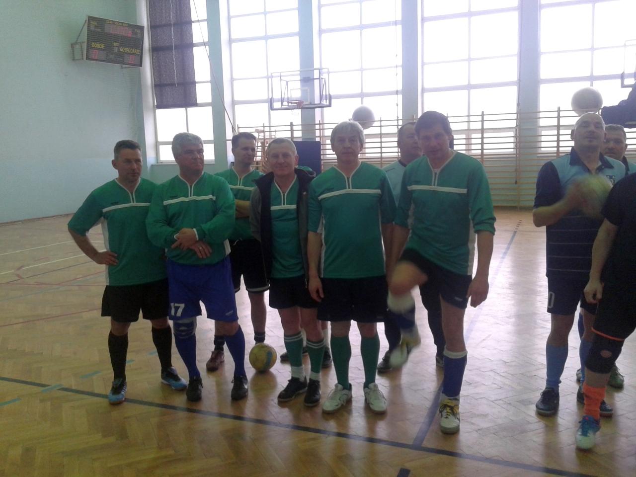 XII Halowy Turniej o Puchar Wójta Gminy Pruszcz - 15 marca 2014