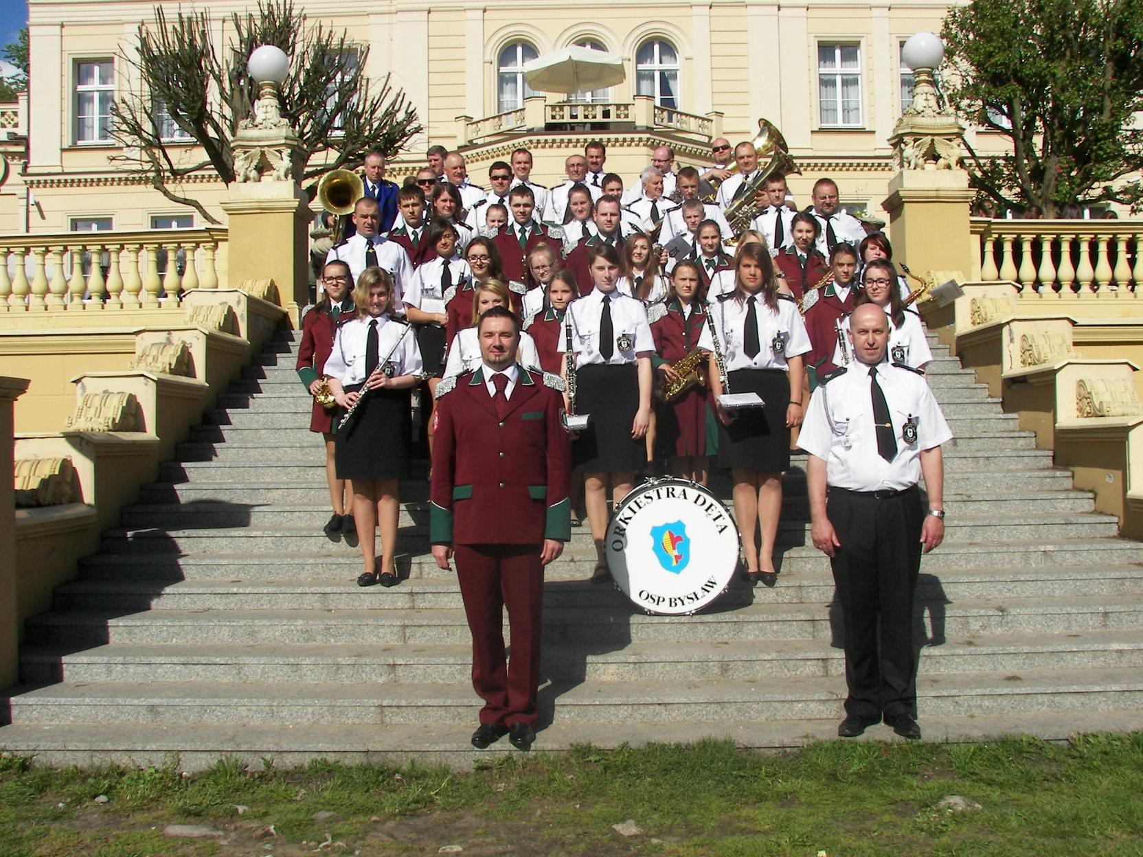 Przegląd Orkiestr Dętych o Puchar Marszałka Województwa Kujawsko-Pomorskiego - 11 maja 2014