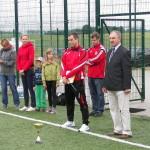 Turniej Piłki Nożnej Dziewcząt o Puchar Prezesa Zarządu Powiatowego Związku OSP - 22-06-14 100_3083