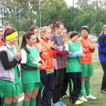 Turniej Piłki Nożnej Dziewcząt o Puchar Prezesa Zarządu Powiatowego Związku OSP - 22-06-14 100_3084