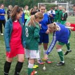 Turniej Piłki Nożnej Dziewcząt o Puchar Prezesa Zarządu Powiatowego Związku OSP - 22-06-14 100_3085