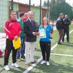 Turniej Piłki Nożnej Dziewcząt o Puchar Prezesa Zarządu Powiatowego Związku OSP - 22-06-14 100_3094