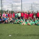 Turniej Piłki Nożnej Dziewcząt o Puchar Prezesa Zarządu Powiatowego Związku OSP - 22-06-14 100_3095